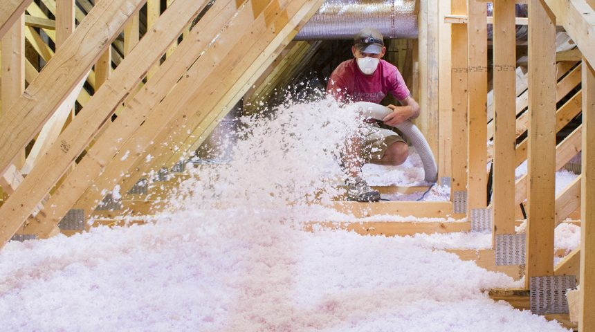 Attic Insulation And Energy Savers in Austin, AIES